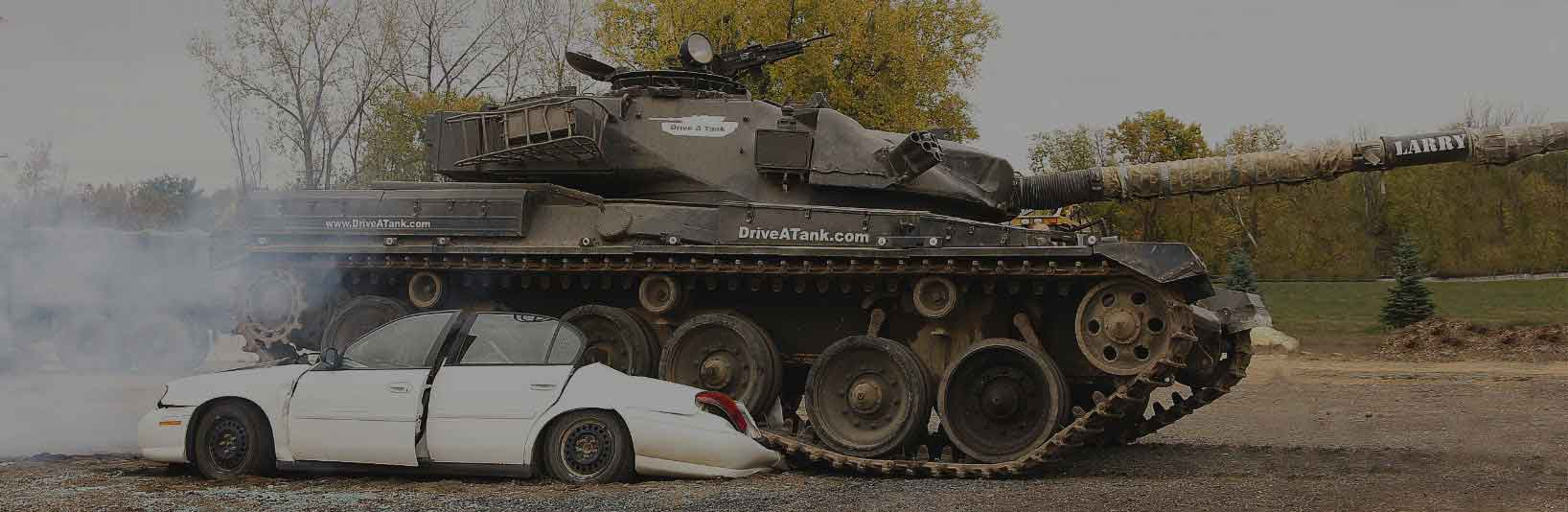 Drive A Tank >> Drive A Tank Tank Driving Car Crushing Machine Gun Shooting