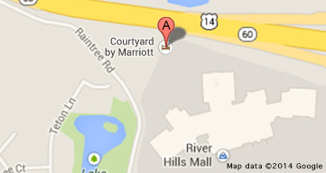 Courtyard Marriott Map