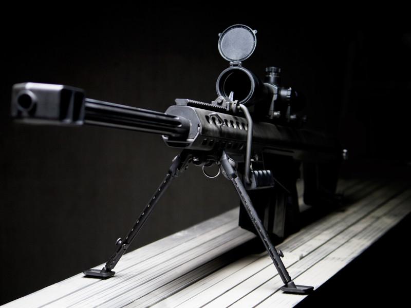 Barrett 50 Cal.