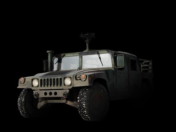 GMV Humvee
