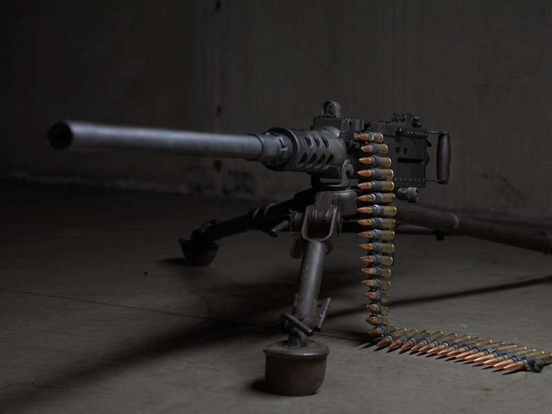 Browning M2 HB .50 Cal