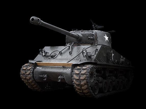 Sherman E8