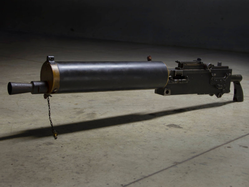 .30 Cal Water-Cooled Browning
